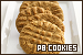 Cookies: Peanut Butter: